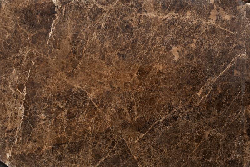 mono rocks emperador brown marble spain